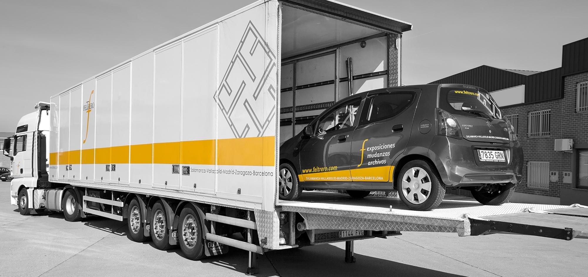 Transportes De Muebles : Mudanzas feltrero